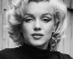 Monroe was a marketer extraordinaire, but she had the goods