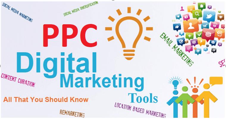 PPC in digital marketing